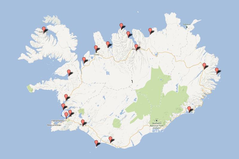 Héraðsskjalasöfn á Íslandi
