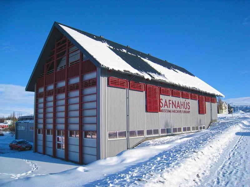 Héraðsskjalasafn Austfirðinga á Egilsstöðum