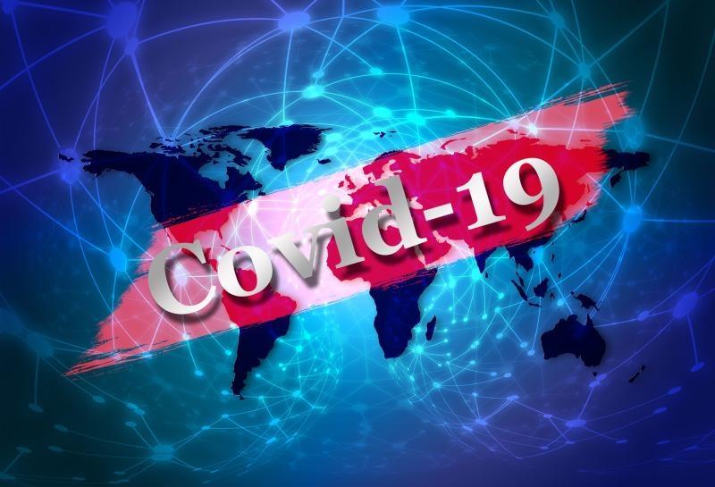 COVID-19 heimsfaraldur.