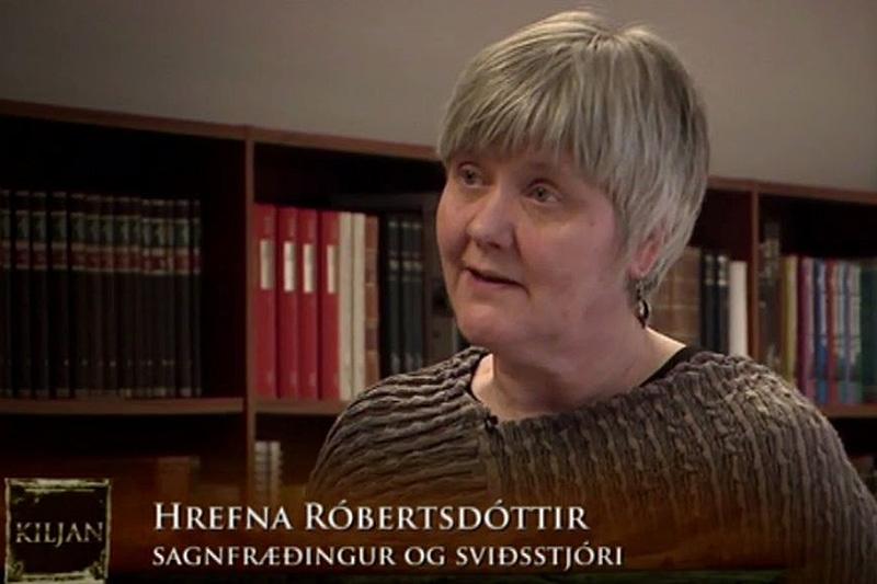 Hrefna Róbertsdóttir