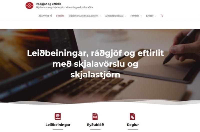 Nýr vefur um ráðgjöf og eftirlit.