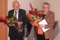 Einar Laxness og Björk Ingimundardóttir