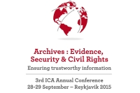 3rd ICA Annual Conference in Reykjavik 2015