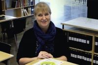 Maria Larsson Östergren, nýr aðalritstjóri Nordisk Arkivnyt