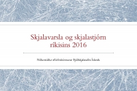 Skýrsla um skjalavörslu og skjalastjórn ríkisins 2016