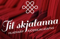 Hlaðvarp Þjóðskjalasafns Íslands.