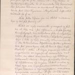 Skoðunargerð héraðslæknanna í Skaftafellssýslum 1. apríl 1903 vegna andláts Páls Júlíusar Pálssonar í Skaftárdal.