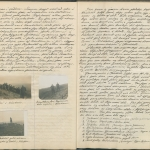"""Ferðasaga söngfélagsins """"17. júní"""" austur í Árnessýslu 8. júlí 1917"""
