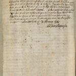 Skýrsla Þorsteins Magnússonar sýslumanns, dagsett 20. febrúar 1768, um meinta reimleika á Framnesi í Holtum 1767-1768