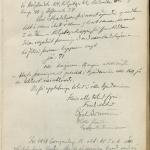 ÞÍ. Sýslumaður Vestur-Skaftafellssýslu MA/1-1 Kjörbók. Talning atkvæða 16. des. 1918 úr fimm hreppum í sýslunni.
