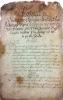 Erindisbréf Guðmundar Sigurðssonar sýslumanns í Snæfellsnessýslu gefið út af Lafrentz amtmanni, 15. febrúar 1739